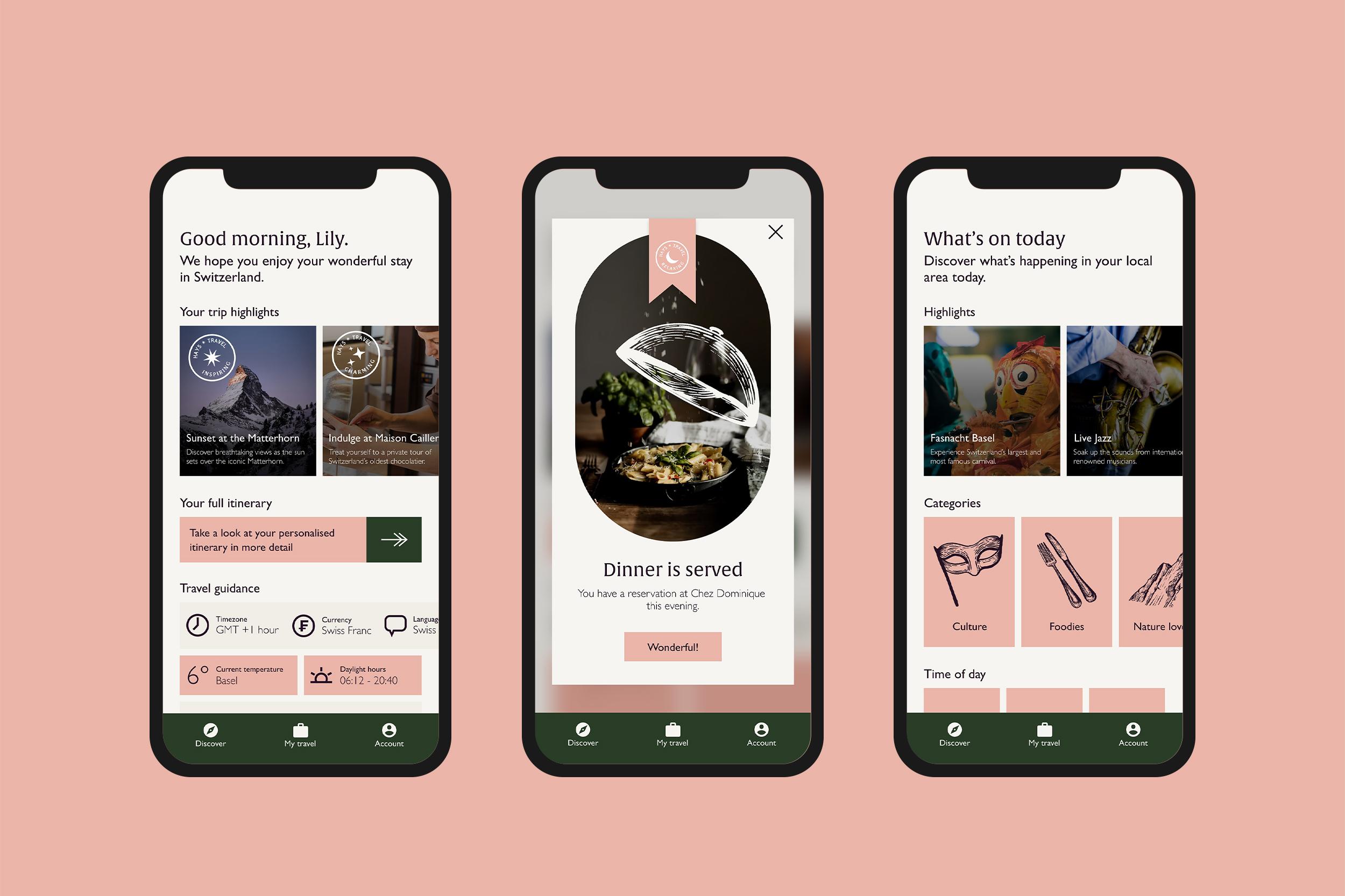 Hays Travel Companion app