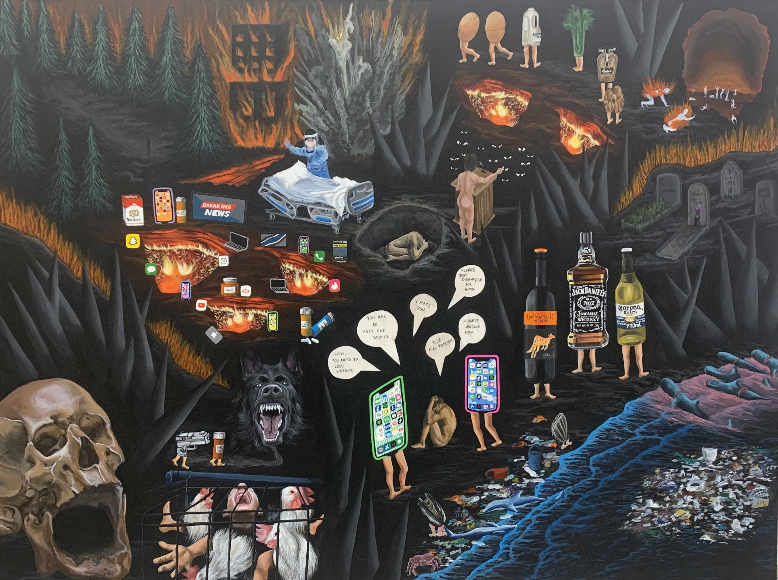 Contemporary Interpretation of Hell