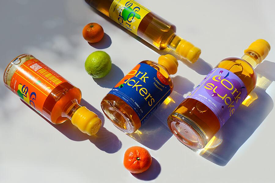 Cork Suckers Bottles